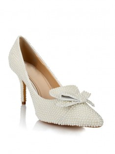 Bowknot Wedding Shoes SMA03530LF