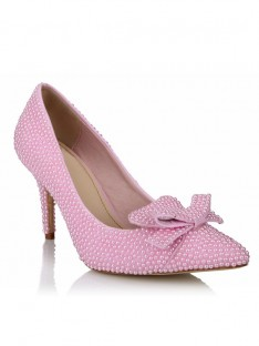 Heel Wedding Shoes SMA03540LF