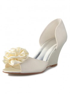Wedge Heel Wedding Shoes SW01217511A1I