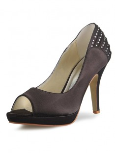 Cone Heel Platform Shoes SW0370311I