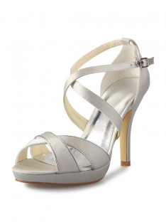 Heel Platform Wedding Shoes SW0370821I