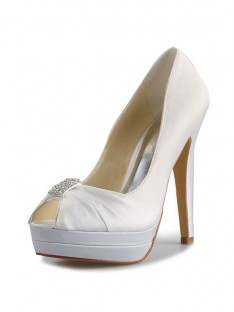 Heel Platform Wedding Shoes SW0409171I