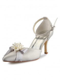 Spool Heel Wedding Shoes SW0A313AA1I