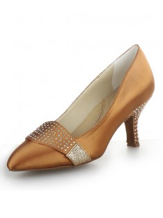 Cone Heel Party Shoes SW162421I